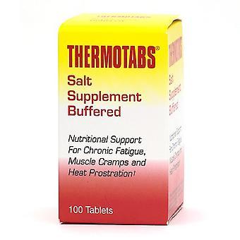 Termofile supliment de sare, tablete tamponat, 100 ea