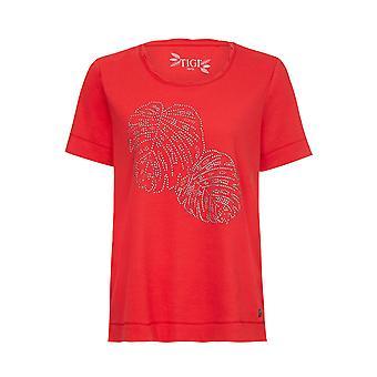 TIGI Strawberry Diamante T-Shirt