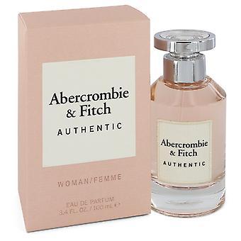 Abercrombie & Fitch Authentic Woman Eau de Parfum 100ml EDPSpray