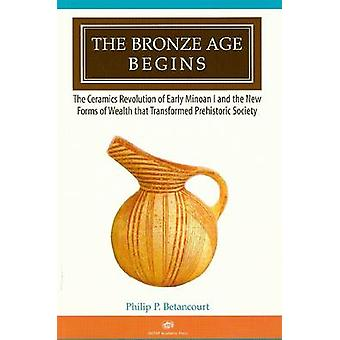 The Bronze Age Begins - The Ceramics Revolution of Early Minoan I and