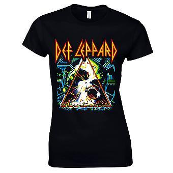 Def Leppard-Hysteria T-Shirt, women
