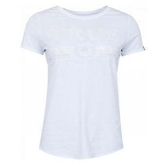 True Religion Sequin Logo T-Shirt
