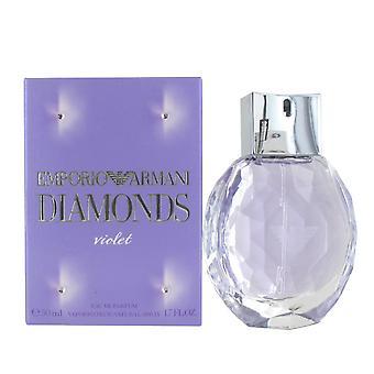 Giorgio Armani Emporio Armani Diamonds Violet 50ml Eau de Parfum Spray for Women