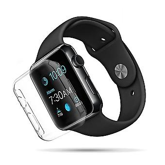 Apple Watch Series 2/3 comprehensive screen protection - transparent