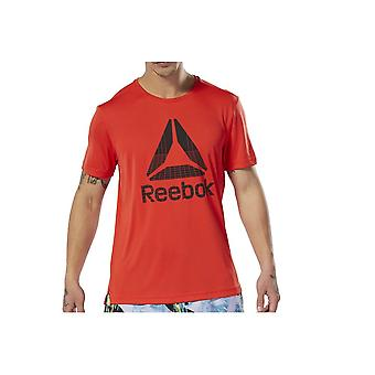 Reebok Wor Graphic Tech Tee DU2198 universal summer men t-shirt