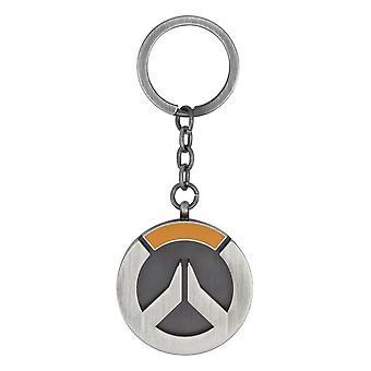 Overwatch, sleutelhanger (9 cm)-logo