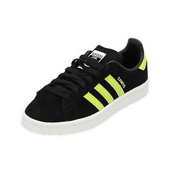 Adidas Originals CAMPUS Women's Sneakers Black Gym Shoes Sport Run