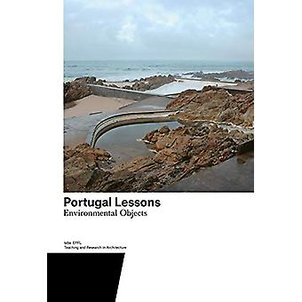 Portugal Lessons - Environmental Objects. Teaching and Research in Arc