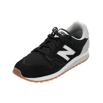 New Balance U520 Women's Sneaker Black Gym Shoes Sport Running Shoes