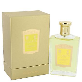 Floris bergamotto di positano eau de parfum spray por floris 541586 100 ml