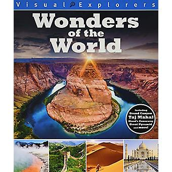 Visual Explorers - Wonders of the World by Paul Calver - 9781445168180