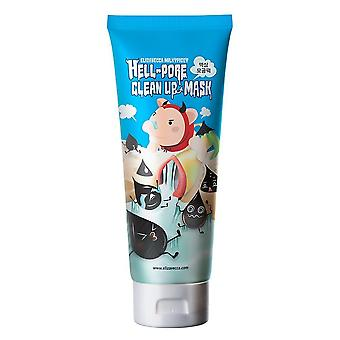 Elizavecca Hell-Pore Clean Up Nose Mask, 3.38 Ounce (100 ml)