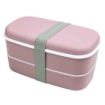 Lunch box, bento Box - Pink