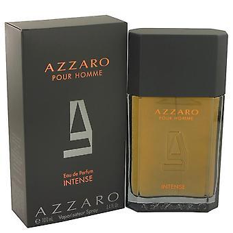 Spray Intense Eau De Parfum Azzaro de Azzaro 3.4 oz Eau De Parfum Spray