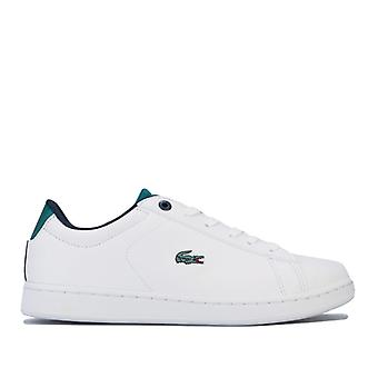 Boy's Lacoste Infant Carnaby Evo Trainers in White