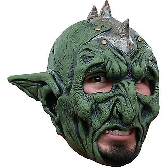 Orc Chinless Latex Mask For Halloween