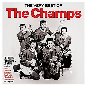Champs - Very Best of [CD] USA importare