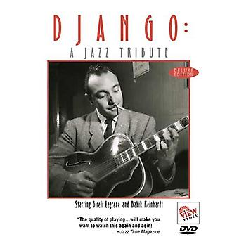 Django-Jazz Tribute [DVD] USA import