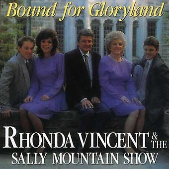 Rhonda Vincent & Sally Mountai - Bound for Gloryland [CD] USA import