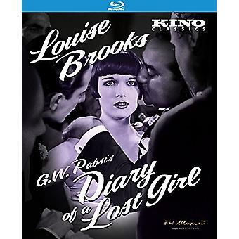 Diary of a Lost Girl [Blu-ray] USA import