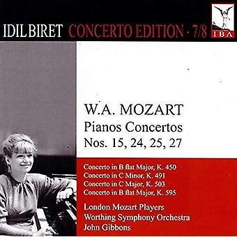Piano Concertos [CD] USA import