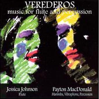 Music For Fl & Perc [CD] USA import