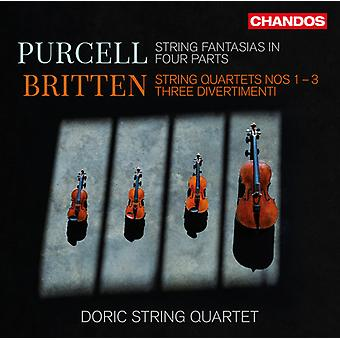 String Quartets 1-3 / Three Divertimenti [CD] USA import