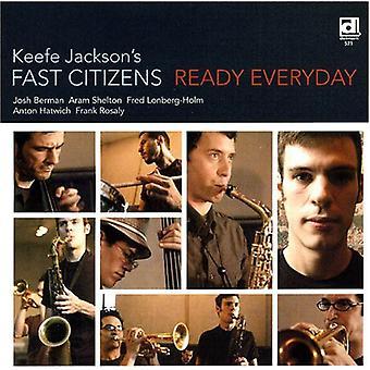 Jackson, Keefe rápido ciudadanos - importación de USA de signos [CD]