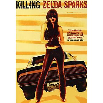 Killing Zelda Sparks [DVD] USA import