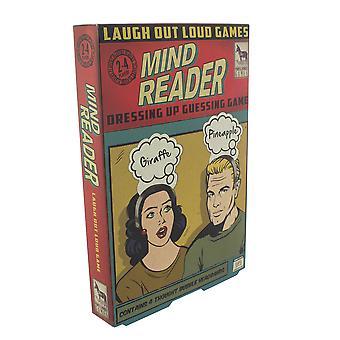Lector mental divertido vestirse adivinando Brecha 2-4 Jugadores Incluye 4 diademas