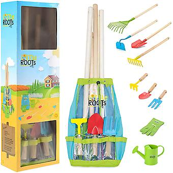 Little Roots Tool Backpack Gardening Set