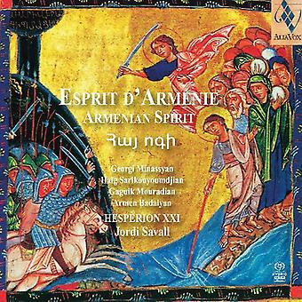ジョルディ サヴァール & エスペリオン Xxi - エスプリ D'Armenie [SACD] アメリカ インポートします。