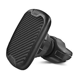 Universal Ventilation grille holder for Force 1 Moxie car Black
