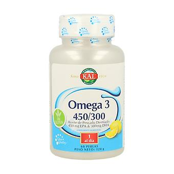 Omega 3 450/300 60 softgels