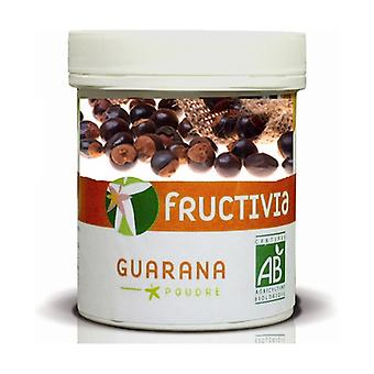 Organic Guarana Powder 100 g of powder