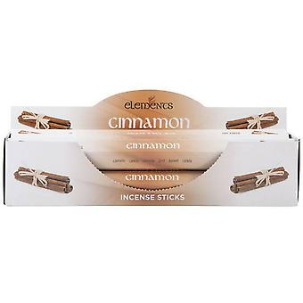 Something Different Elements Cinnamon Incense Sticks (Pack Of 6)
