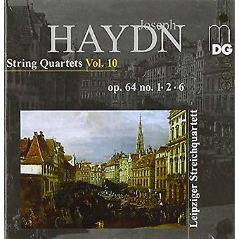 String Quartets 10 [CD] USA import