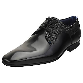 Ted Baker Tifler Mens Smart Shoes in Black