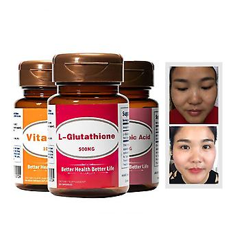Melanin Reducing Super Whitening Product - Natural Face And Body Whitening Product