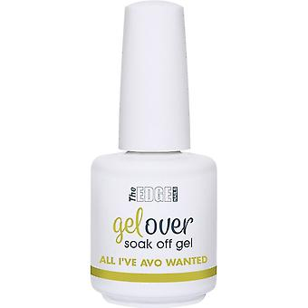 The Edge Nails Gelover 2019 Soak-Off Gel Polish Collection - All I've Avo Wanted 15ml (2003355)