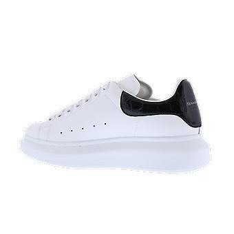 Alexander McQueen Sneaker Pelle S.Gomm Larr White 553770WHXMY9061 shoe