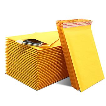 100pcs Bubble Envelope Logistics Packing Bag
