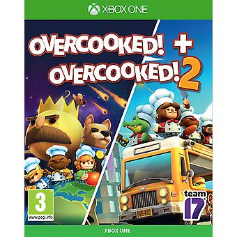 Overcooked! + Overcooked! 2 Xbox One Game
