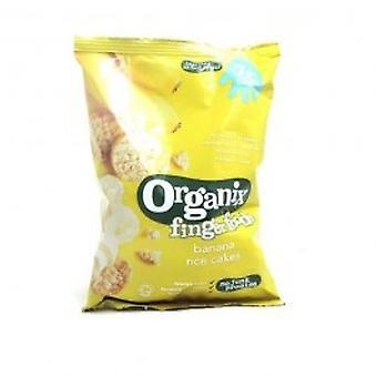 Organix - Banana Rice Cakes