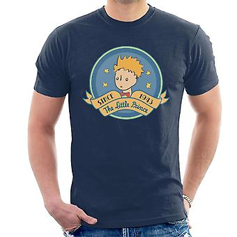 The Little Prince Banner Since 1943 Men's T-Shirt