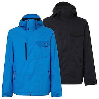 Oakley Mens Division 3.0 BZI Hooded Insulated Jacket