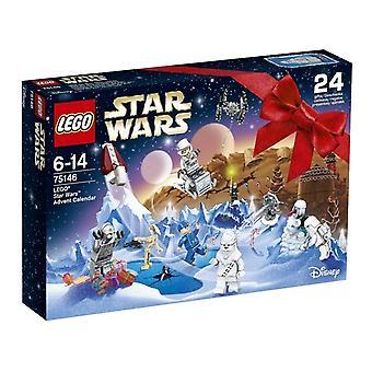 LEGO Star Wars Адвент календарь 2016, 75146