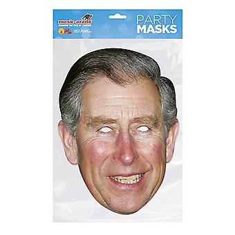 Mask-arade Prince Charles Party Mask