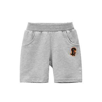 Vidmid Printing Camouflage Shorts- Casual Straight Elastic Waist Kids Shorts