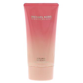 Michael Kors Wonderlust Body Wash 150ml NEW. Women's